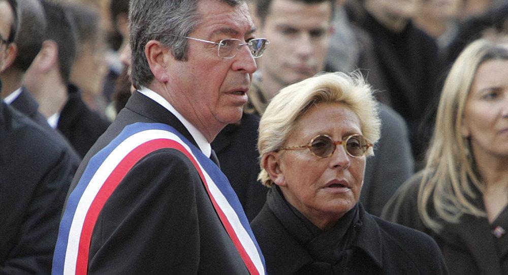 Patrick Balkany agressé à Levallois-Perret