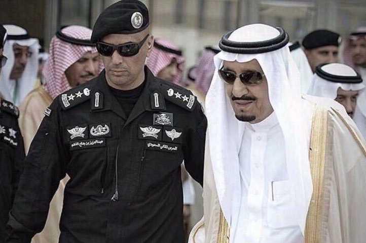 Le garde du corps du roi Salmane tué par balle