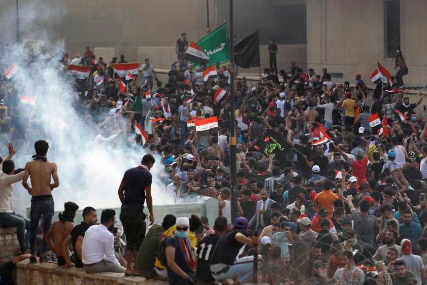 La situation dégénère en Irak,une journée particulièrement meurtrière — Irak