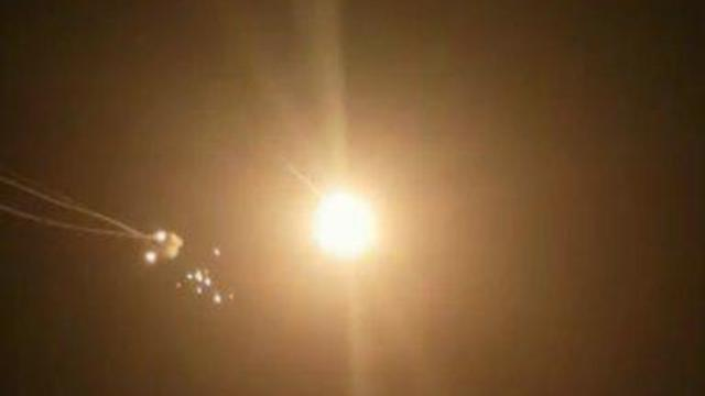 Gaza: Roquettes contre frappe aérienne: un mort - Monde