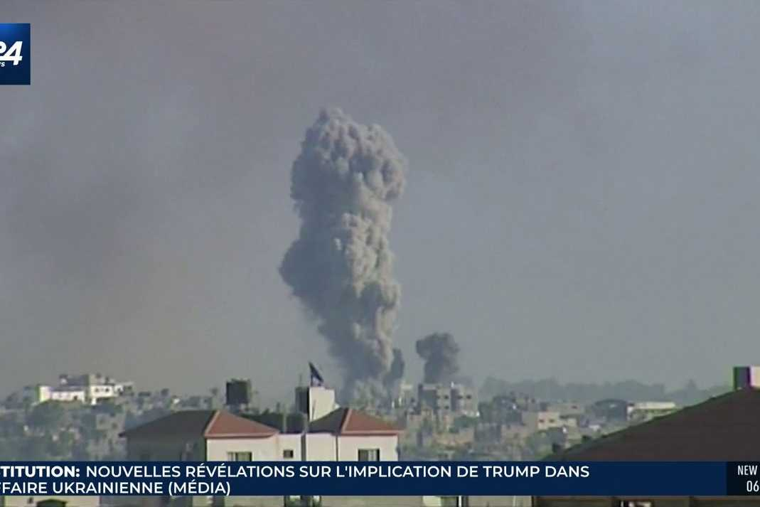 L'armée israélienne frappe six sites en Syrie causant une dizaine de morts