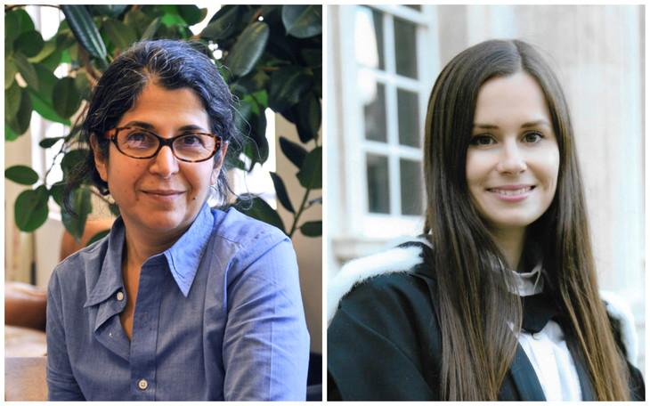 Iran: deux universitaires franco-iranienne et australienne en grève de la faim