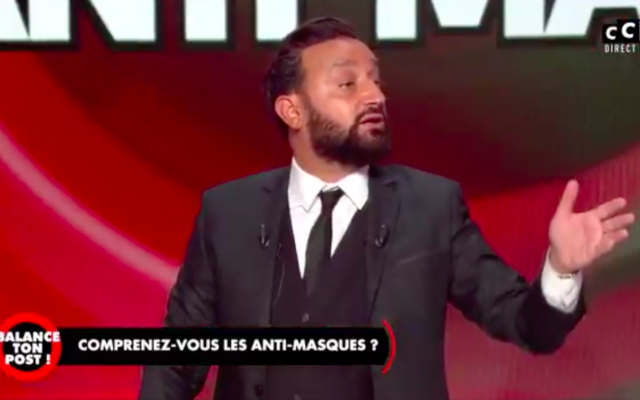 Cyril Hanouna attaque Camille Combal en justice !
