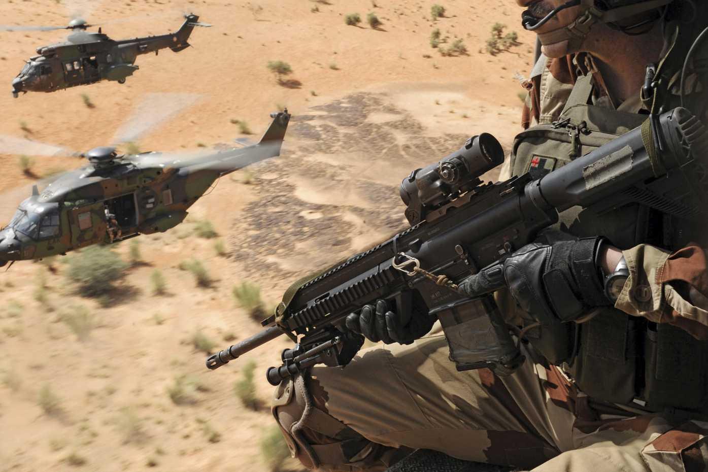 Les Forces Spéciales Françaises éliminent Le Chef D'AQMI à Kidal