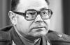 Le parrain russe du Novichok, cible du Mossad©