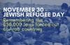 Israël réclame 250 milliards aux Arabes pour l'expulsion des Juifs