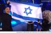 Eurovision: L'Allemagne hisse le drapeau israélien sur scène!